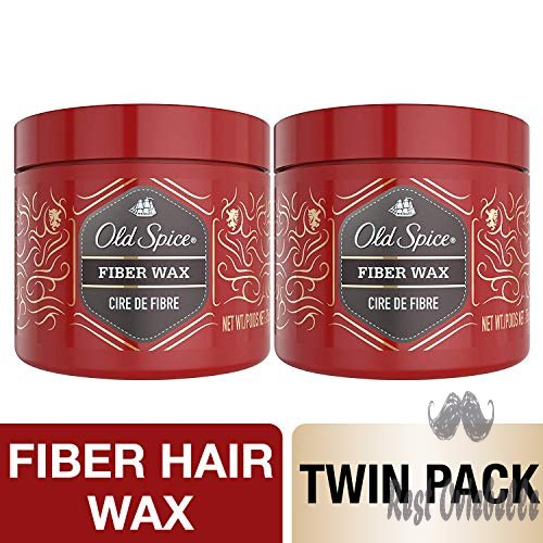 Old Spice Fiber Hair Wax