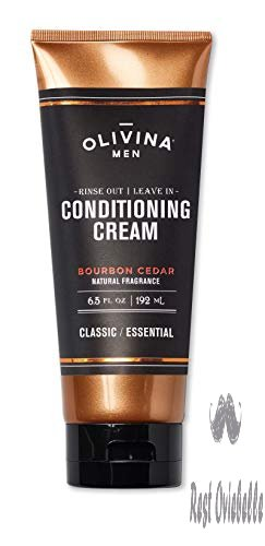 Olivina Men Rinse Out / Leave-In Conditioning Cream