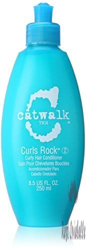 Tigi Catwalk Curls Rock Conditioner,
