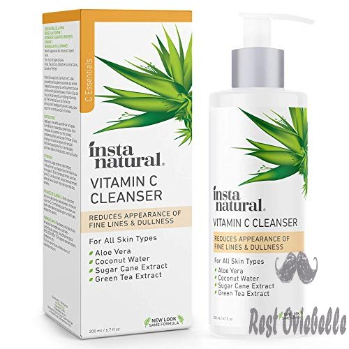 InstaNatural Facial Cleanser - Vitamin