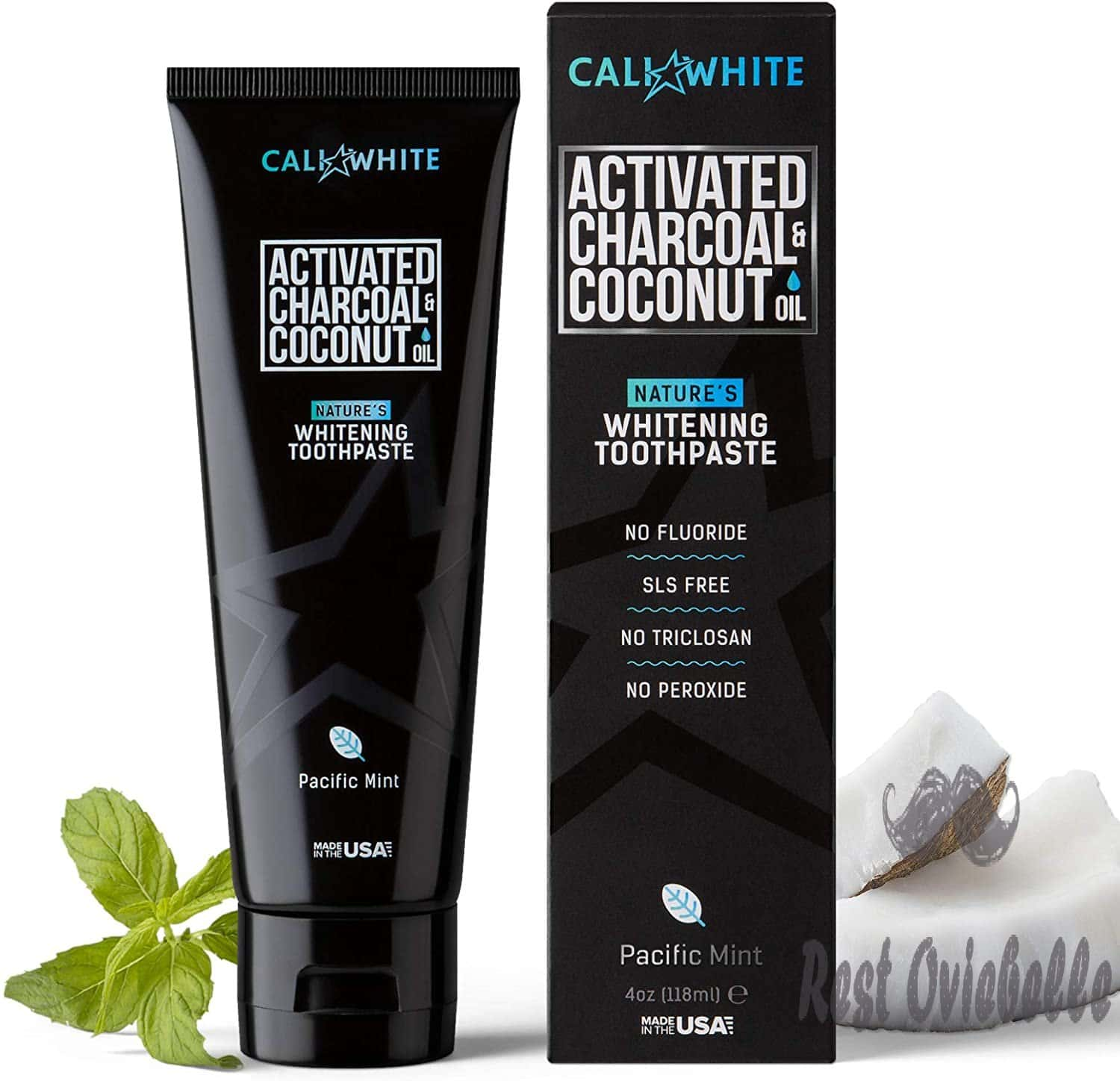 Cali White Activated Charcoal &