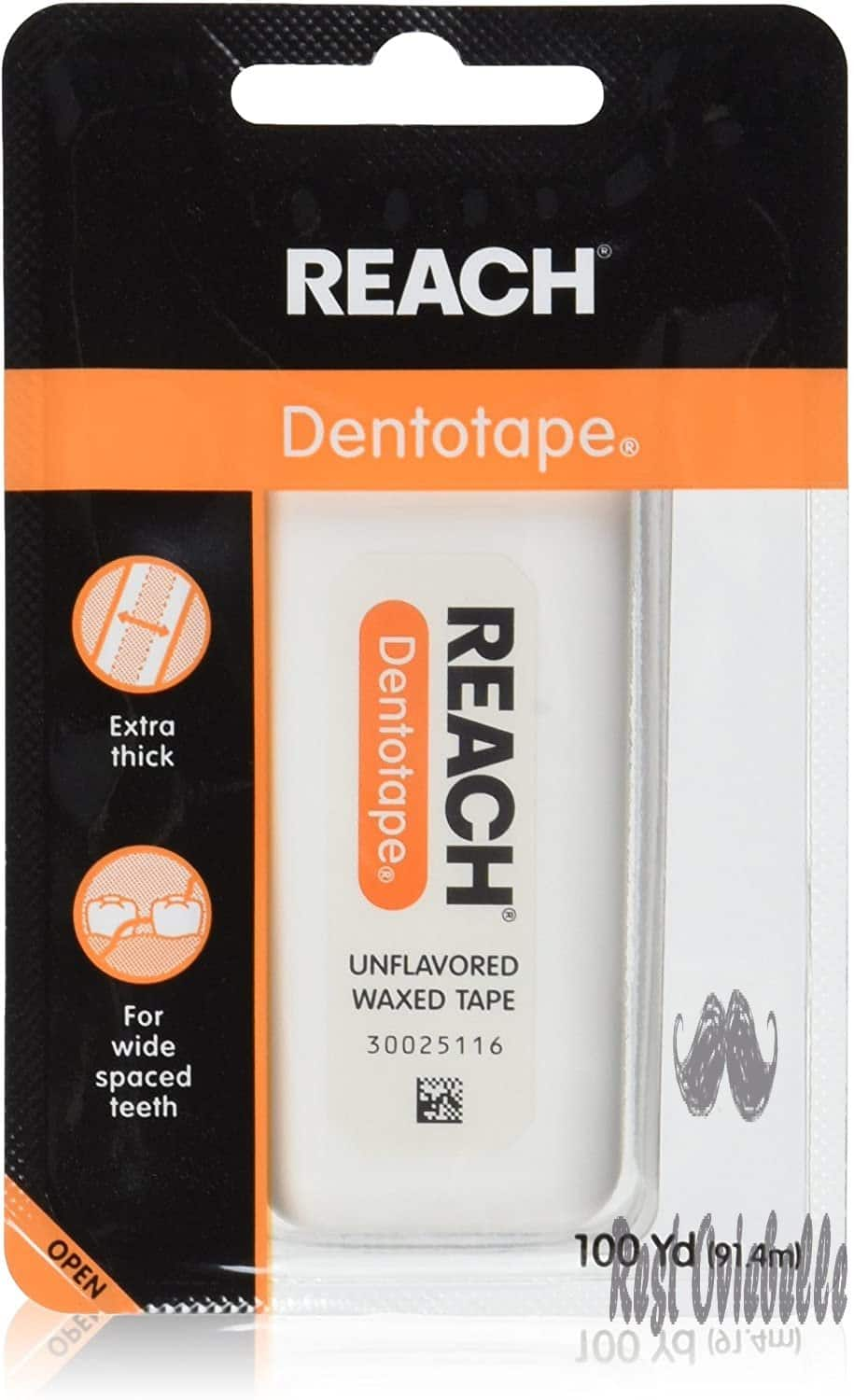 Reach Dentotape Waxed Dental Floss