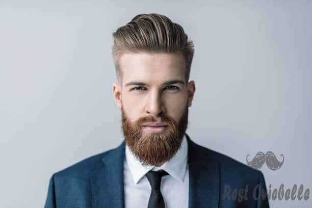 stylish handsome bearded businessman looking at camera - beard stock pictures royalty-free photos & images