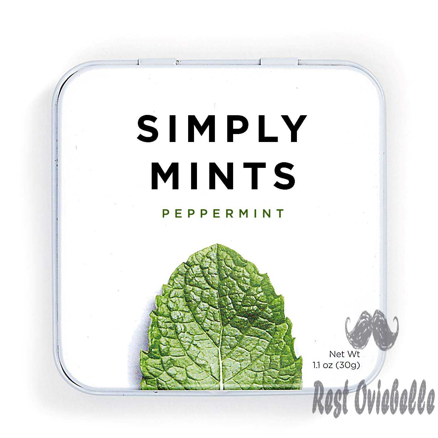Simply Mints | Natural Peppermint