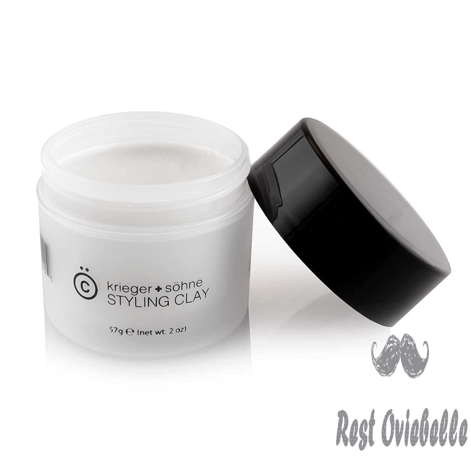 Krieger Sohne Premium Styling Clay For Men