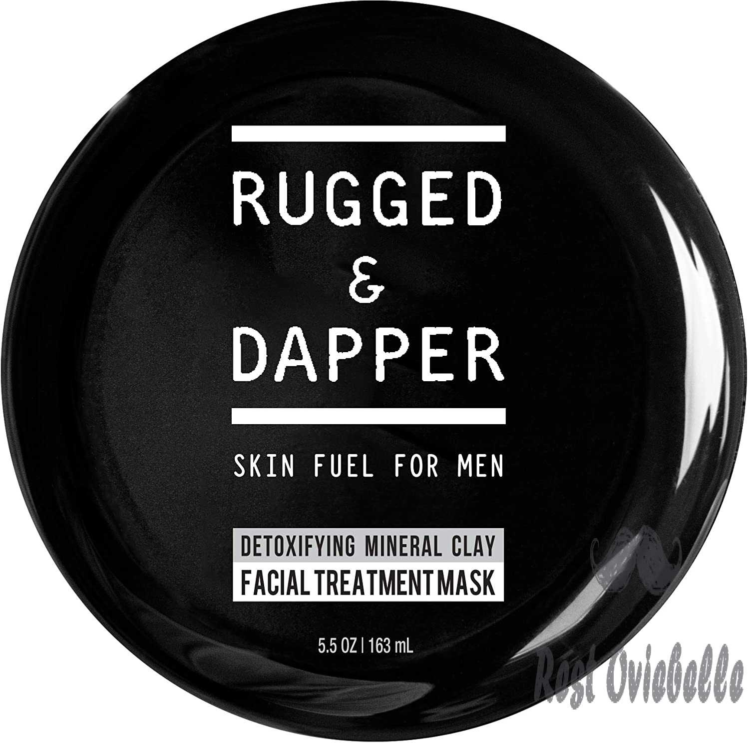 Rugged Dapper Detox And Acne Face Mask For Men