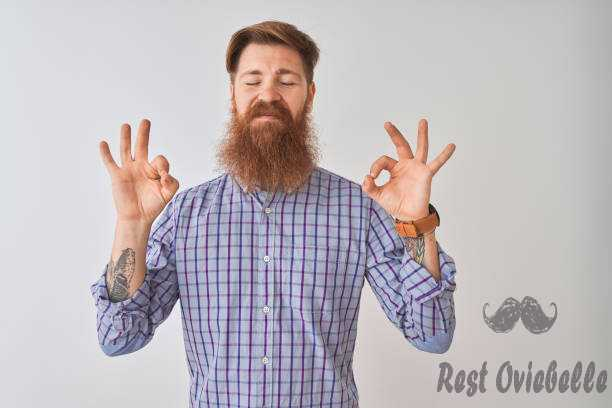 Conditioning Your Beard to stop beard itch