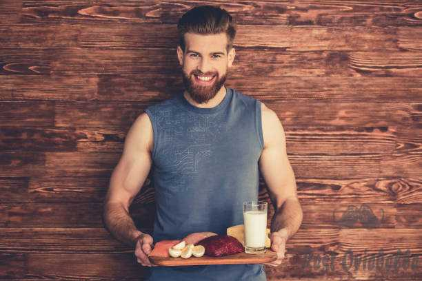 Eat and Live Healthy to stop beard itch
