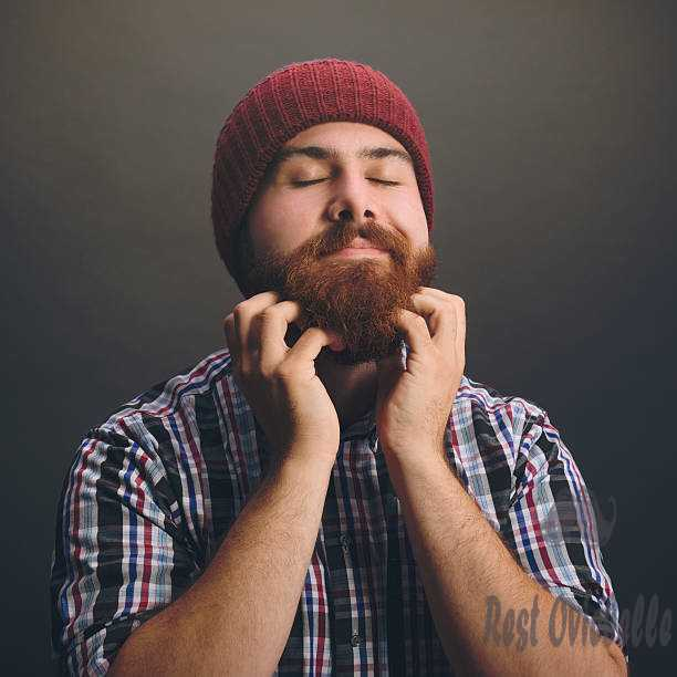 how to stop beard itch