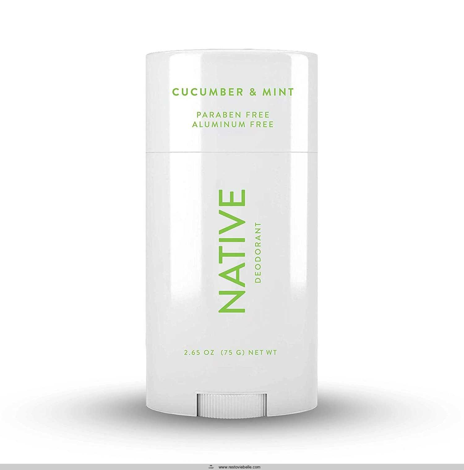 Native Natural Deodorant for Men and Women