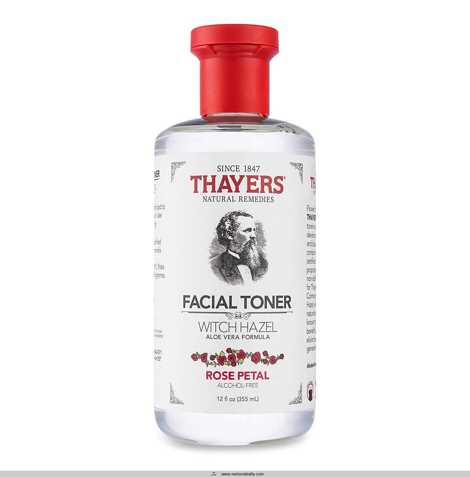 THAYERS Alcohol-Free Witch Hazel Facial