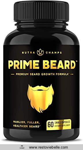 Nutrachamps Prime Beard