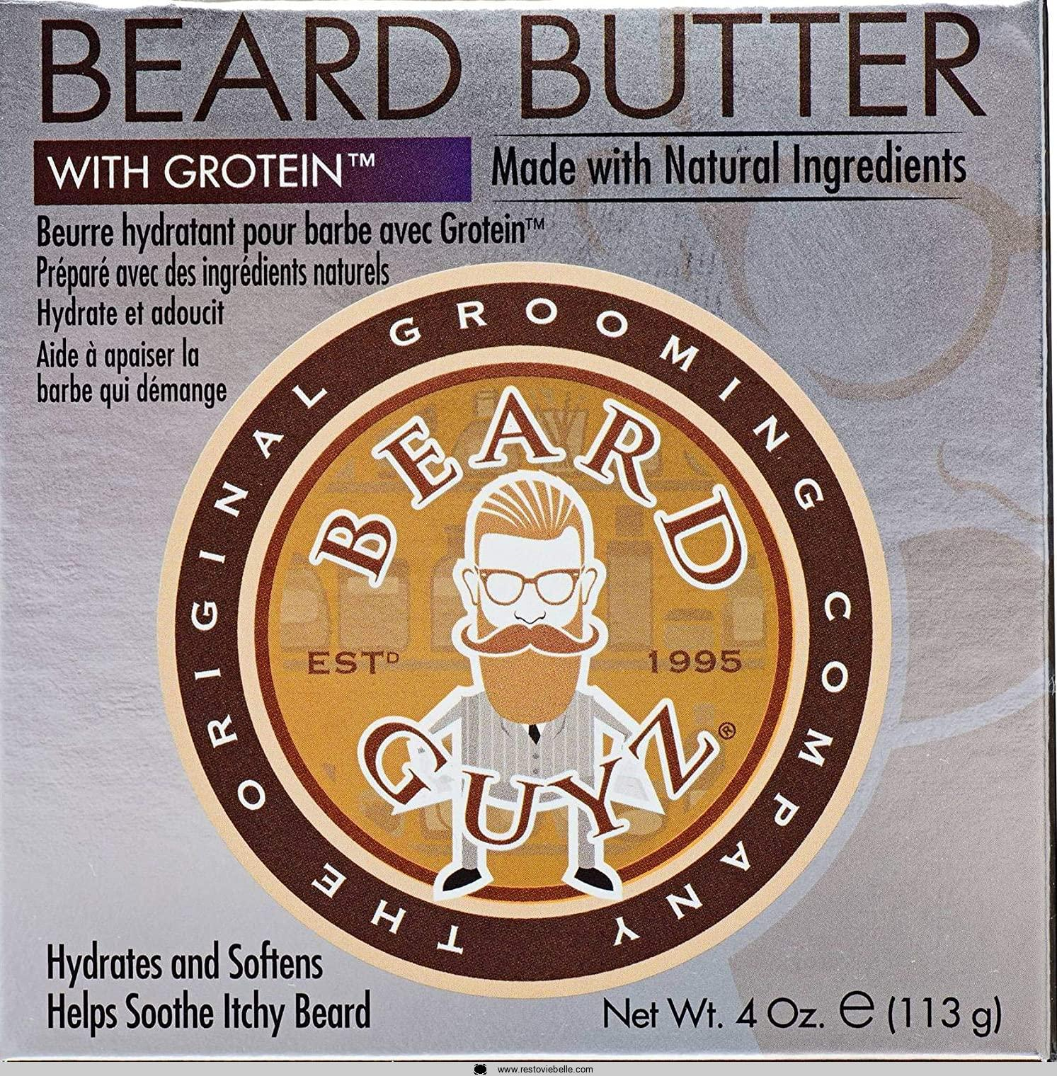 Beard Butter with Grotein
