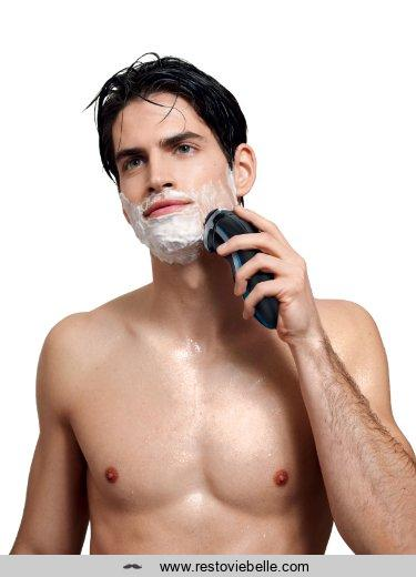 Philips Norelco Shaver 4100 (Model Image 4