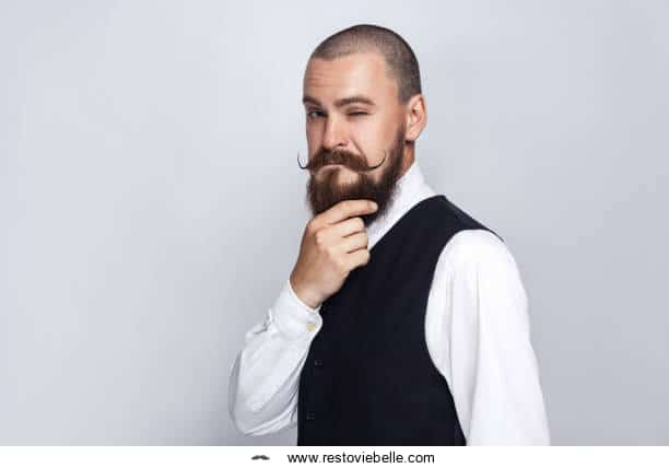 bald with beard styles