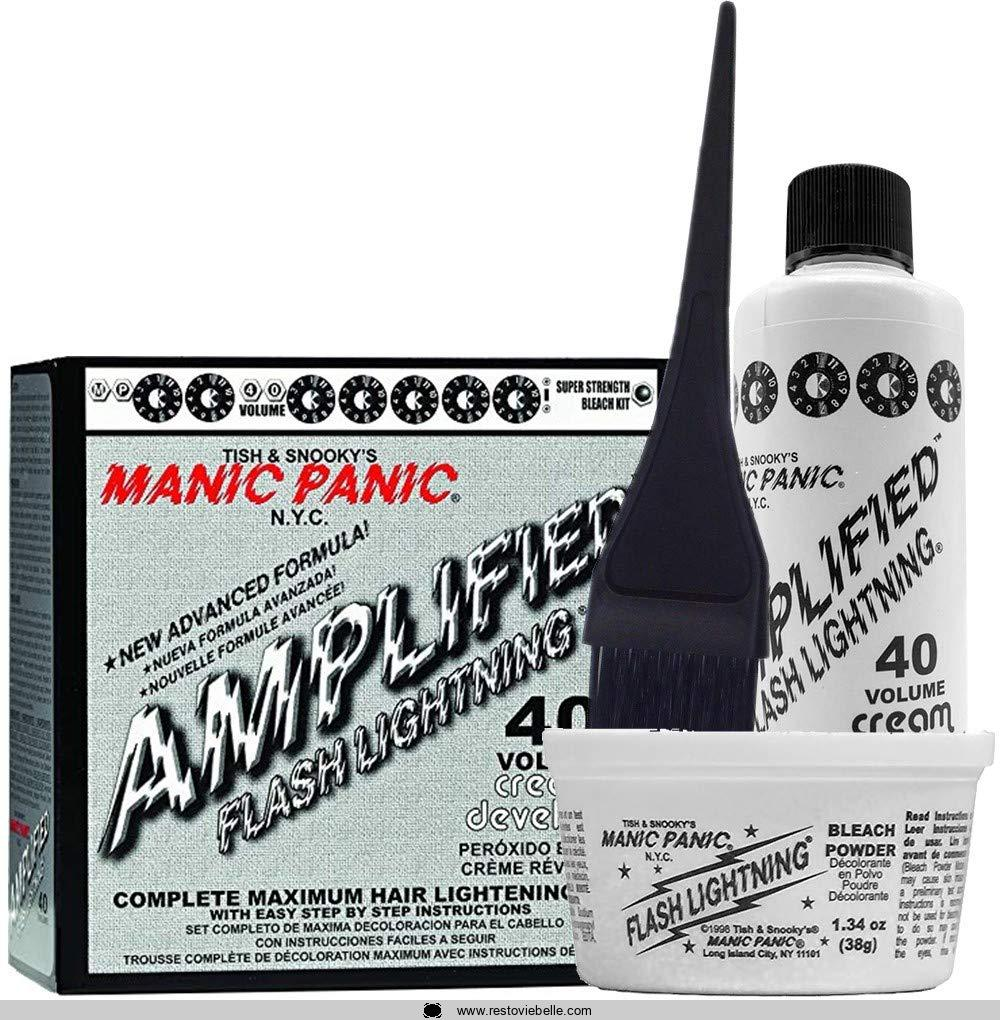 Manic Panic Flash Lightning Hair