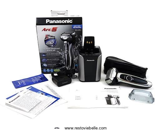 Panasonic Arc5 Electric Razor Review
